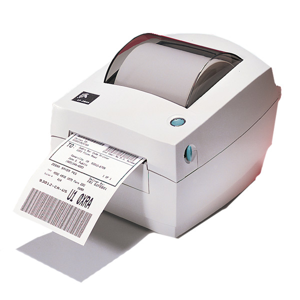 This is a graphic of Terrible Zebra Gk420d Printing Extra Blank Labels
