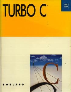 Borland Turbo C manual [1988]